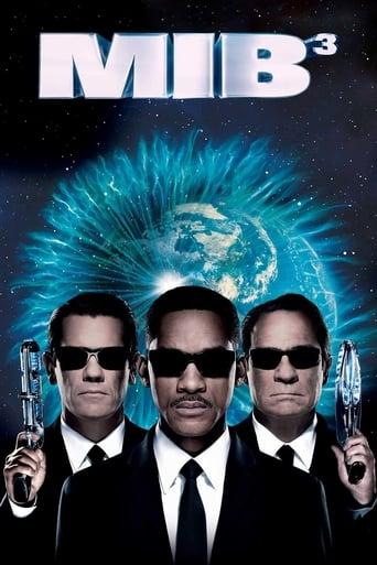 Poster of Men in Black 3