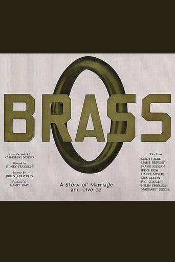 Poster of Brass
