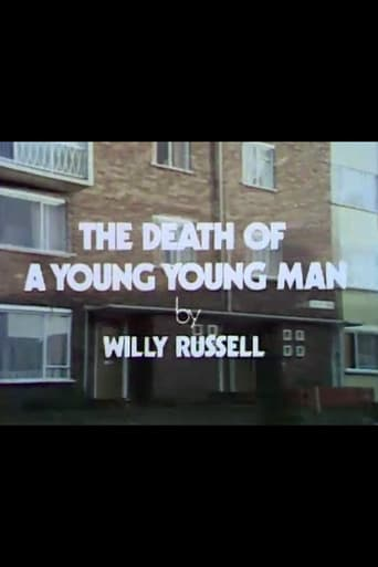 Poster of The Death of a Young Young Man