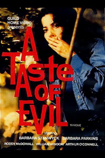 Poster of A Taste of Evil