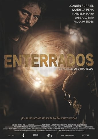 Poster of Enterrados