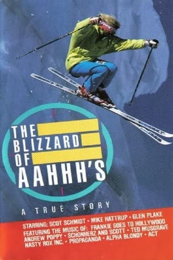 Poster of The Blizzard of AAHHH's