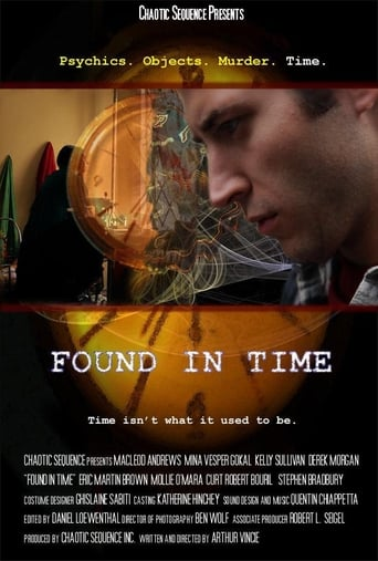 Poster of Found in Time