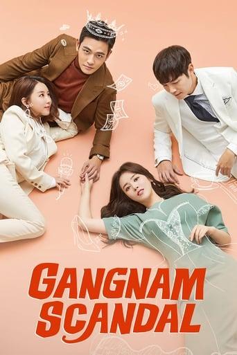 Poster of Gangnam Scandal