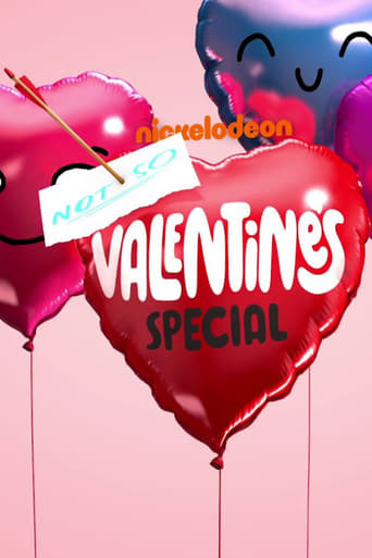 Poster of Nickelodeon's Not So Valentine's Special