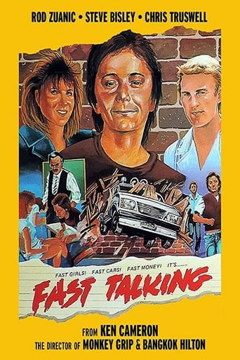 Poster of Fast Talking