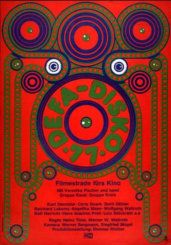 Poster of DEFA Disko 77