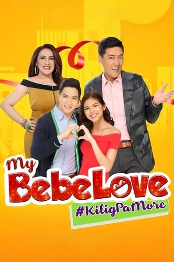Poster of My Bebe Love: #KiligPaMore