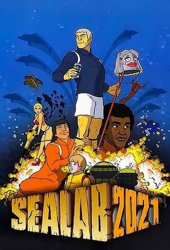 Poster of Sealab 2021
