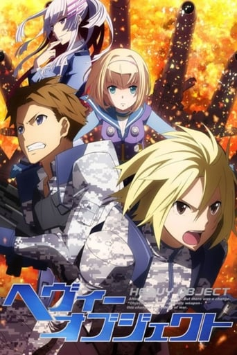 Poster of Heavy Object