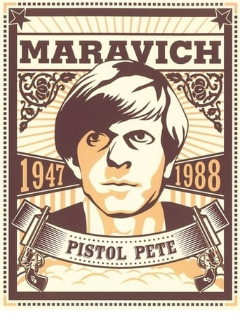 Poster of Pistol Pete: The Life and Times of Pete Maravich