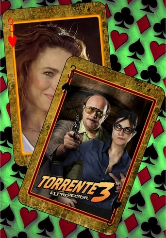 Poster of Torrente 3: The Protector