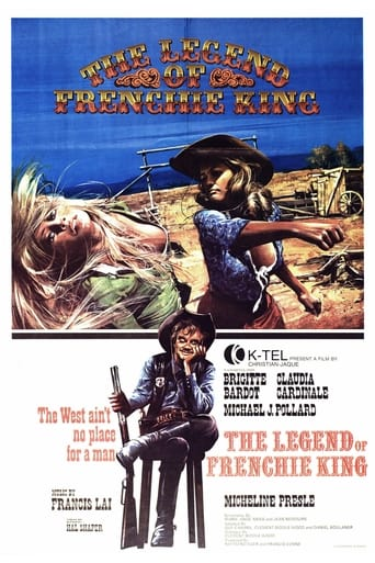 Poster of The Legend of Frenchie King