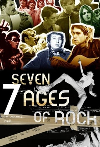 Poster of Seven Ages of Rock