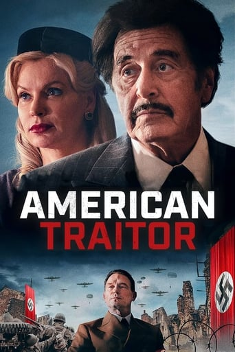 Poster of American Traitor: The Trial of Axis Sally