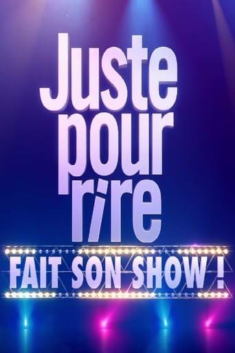 Poster of Juste pour rire fait son show