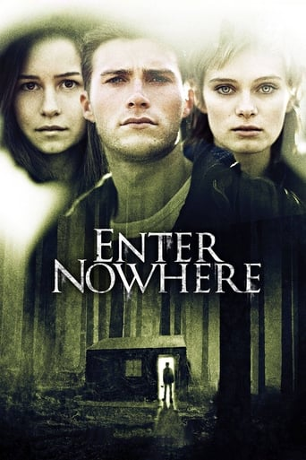 Katherine Waterston Poster Enter Nowhere