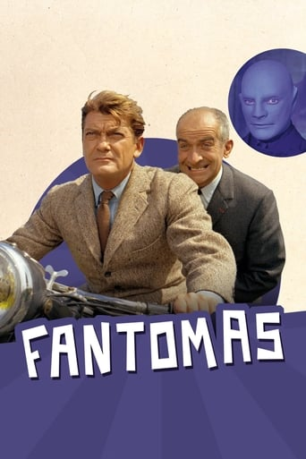 Poster of Fantomas