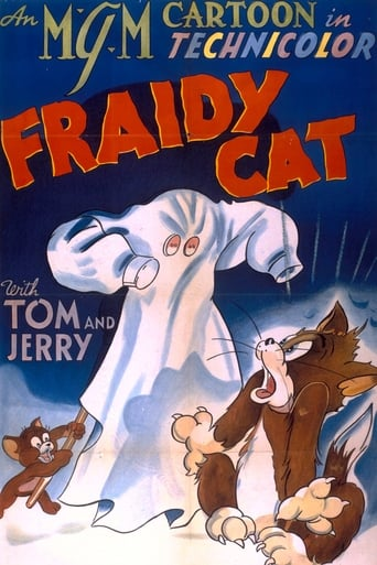 Poster of Fraidy Cat