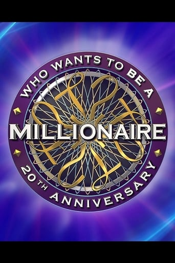 Poster of Who Wants to Be a Millionaire?