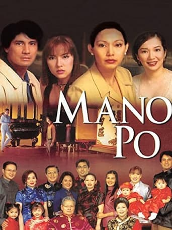 Poster of Mano Po