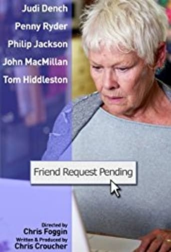 Friend Request Pending poster