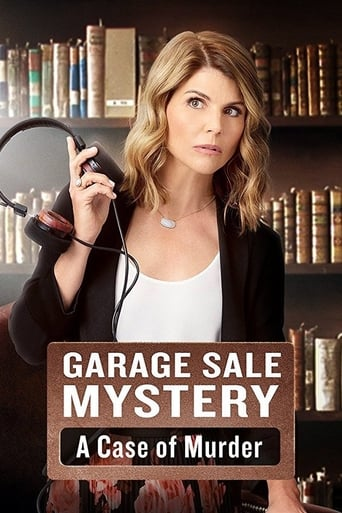 Poster of Garage Sale Mystery: A Case Of Murder