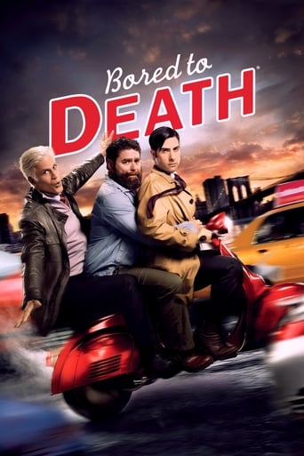Poster of Bored to Death