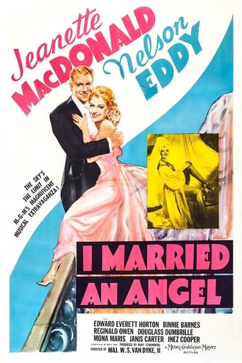 Poster of I Married an Angel