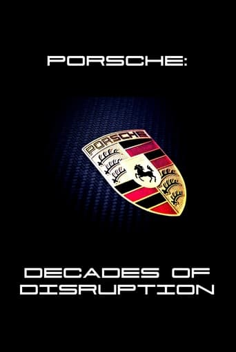 Poster of Porsche: Decades of Disruption
