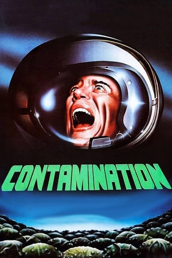 Poster of Contamination