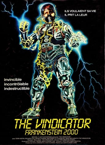 Poster of The Vindicator