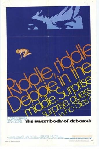 Poster of The Sweet Body of Deborah