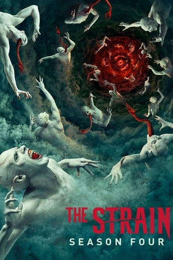 Padermė / The Strain (2017) 4 Sezonas LT SUB