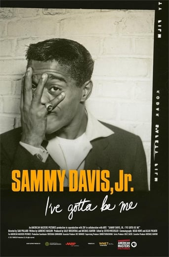 Poster of Sammy Davis, Jr.: I've Gotta Be Me