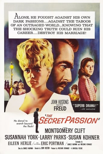 Poster of Freud: The Secret Passion
