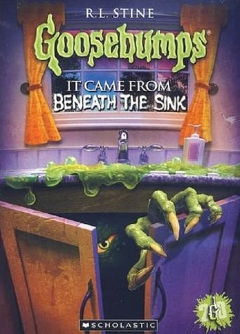 Poster of Goosebumps: It Came from Beneath the Kitchen Sink