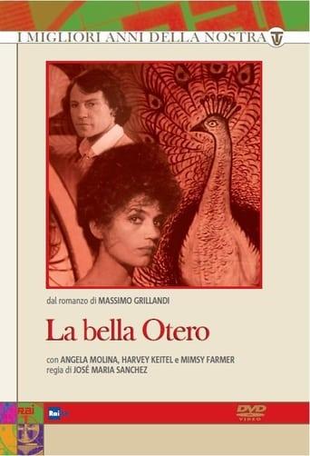 La bella Otero poster