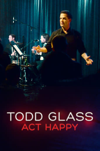 Poster of Todd Glass: Act Happy