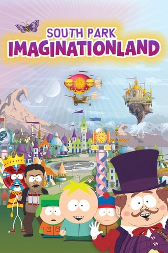 Poster of South Park: Imaginationland