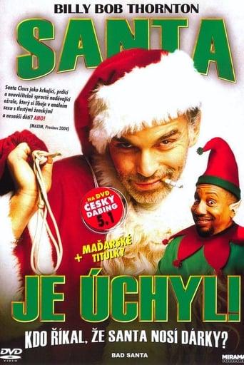 Poster of Santa je úchyl!
