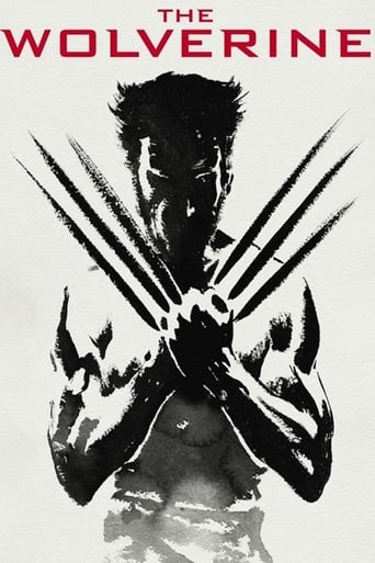 Poster of The Wolverine: Path of a Ronin