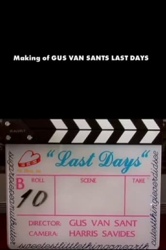 Poster of The Making of Last Days