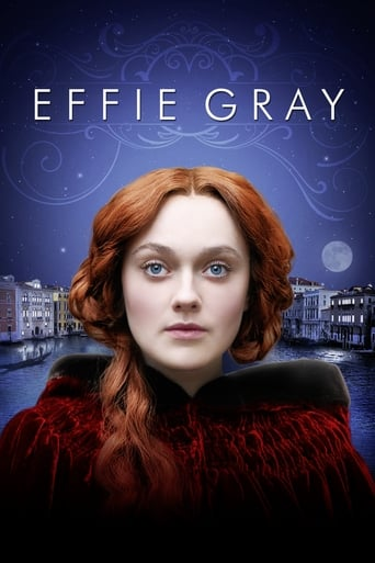 Poster of Effie Gray