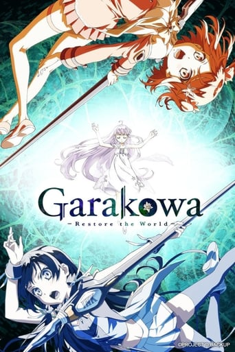 Poster of Garakowa: Restore the World
