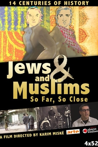 Poster of Jews and Muslims: So Far, So Close