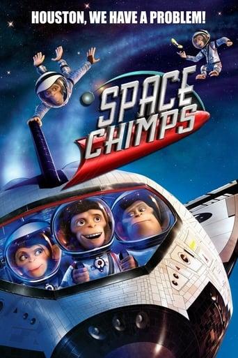 Poster of میمونهای فضایی