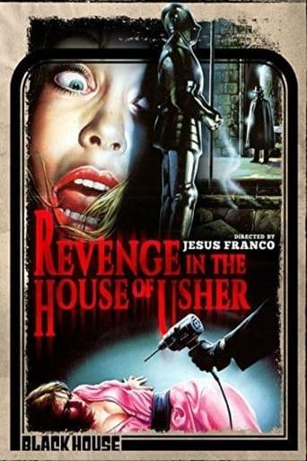 Poster of Revenge in the House of Usher