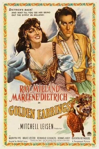 Poster of Golden Earrings