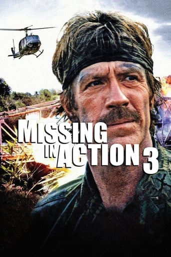 Poster of Braddock: Missing in Action III